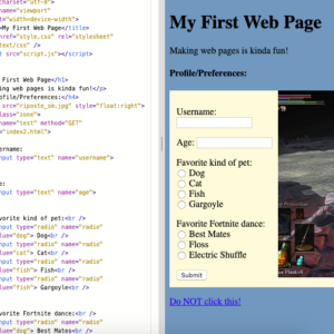 HTML5 product shot